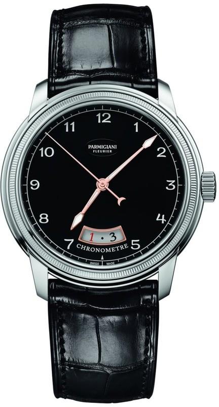 Parmigiani Fleurier Toric Chronometre Black