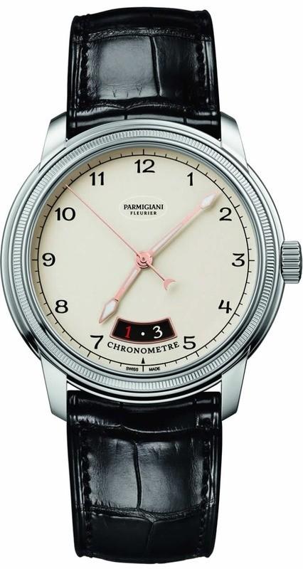 Parmigiani Fleurier Toric Chronometre Grained White