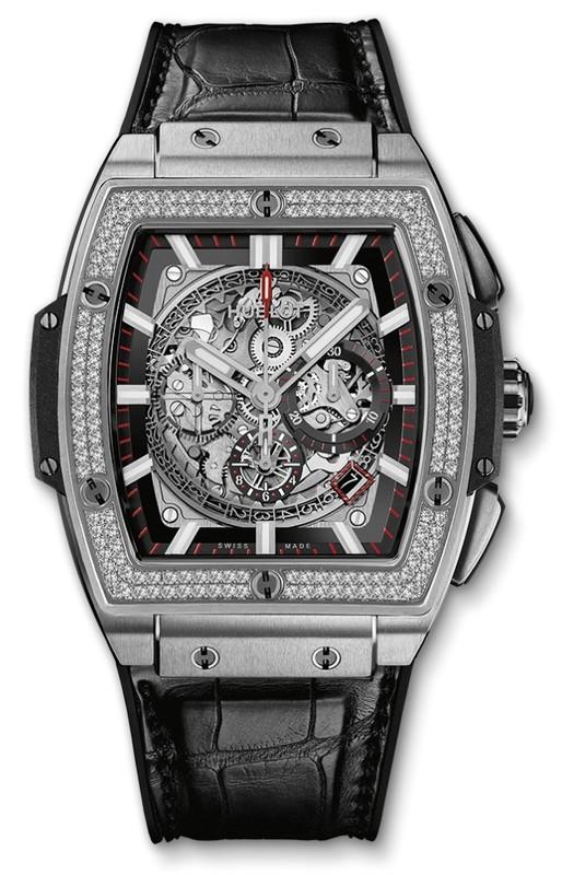 Hublot Spirit of Big Bang Titanium Diamonds 601.NX.0173.LR.1104