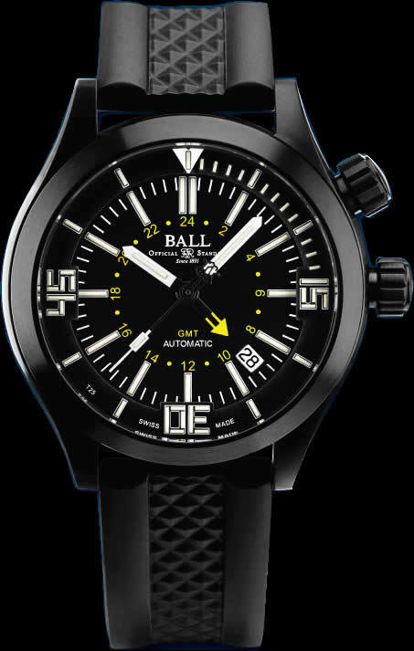 Ball Engineer Master II Diver GMT