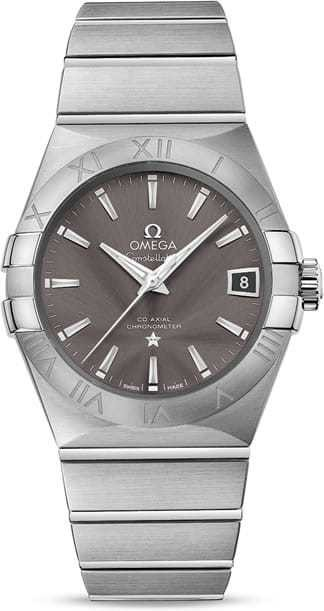 Constellation Omega Co-Axial 38mm 123.10.38.21.06.001