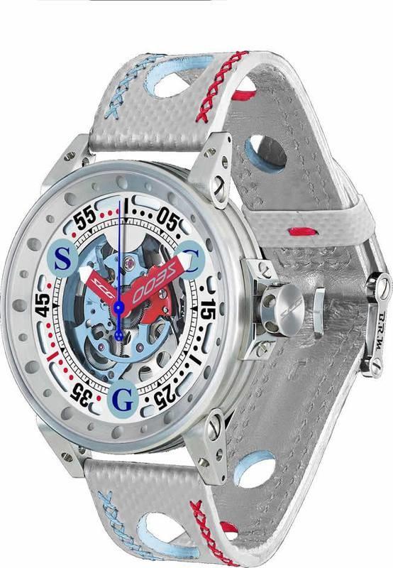 BRM Sport Watch SCG003S