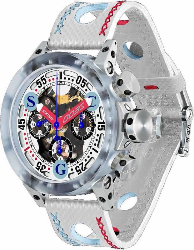 BRM SCG003S Chronograph