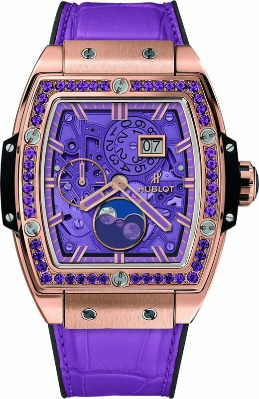 Hublot Spirit of Big Bang King Gold Purple