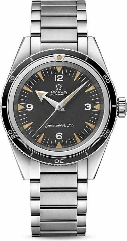 Omega Seamaster 300 Co-Axial Master Chronometer