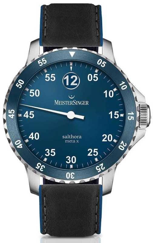 MeisterSinger Salthora Meta X Blue