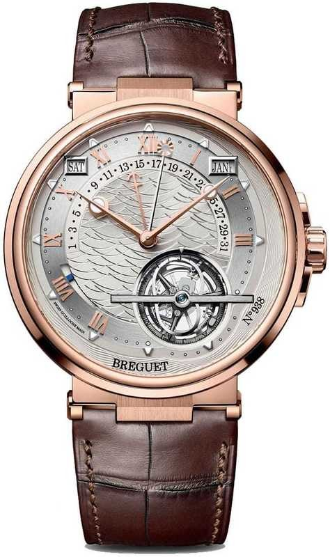 Breguet Marine Équation Marchante 5887BR