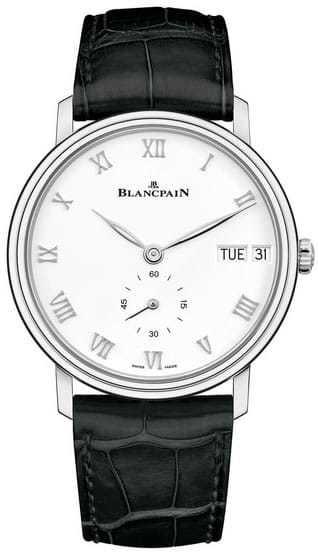 Blancpain Villeret Jour Date 6652-1127-55B