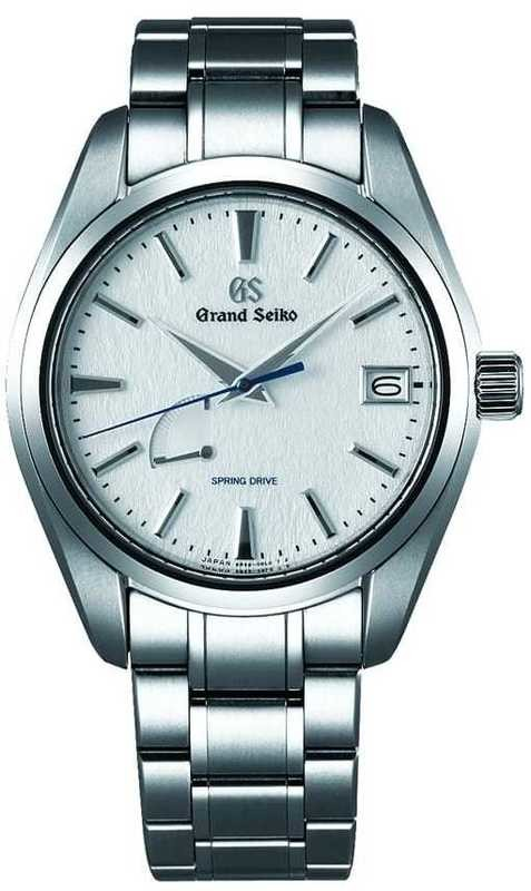 Grand Seiko SBGA211 Spring Drive Power Reserve