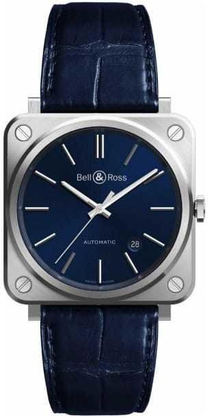 Bell & Ross BR S-92 Blue Steel
