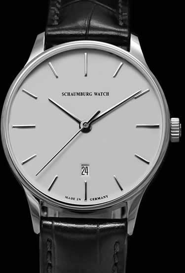 Schaumburg Watch Classoco White 36mm