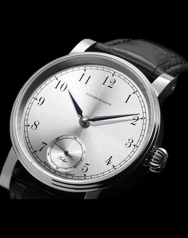 Schaumburg Watch Capella