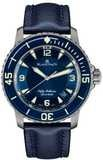 Blancpain Fifty Fathoms 5015 12B40 O52A Blue Dial