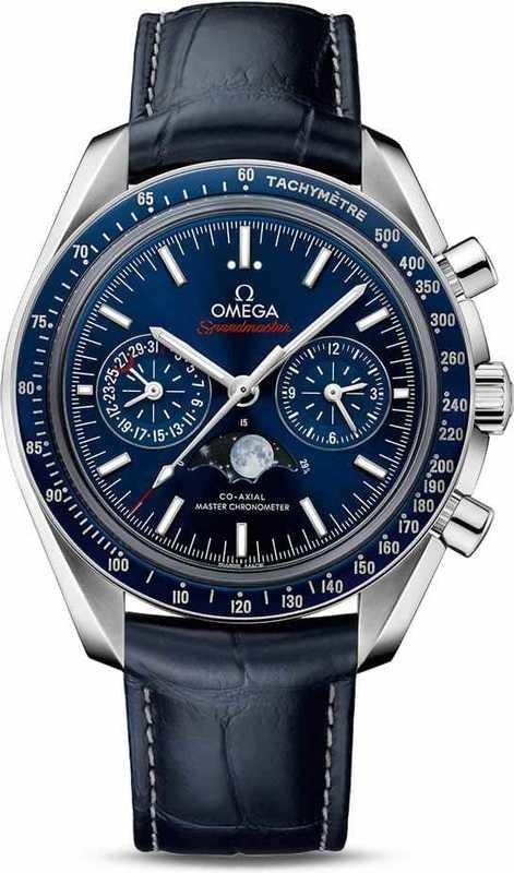 Omega Speedmaster Moonwatch Master Chronometer Moonphase