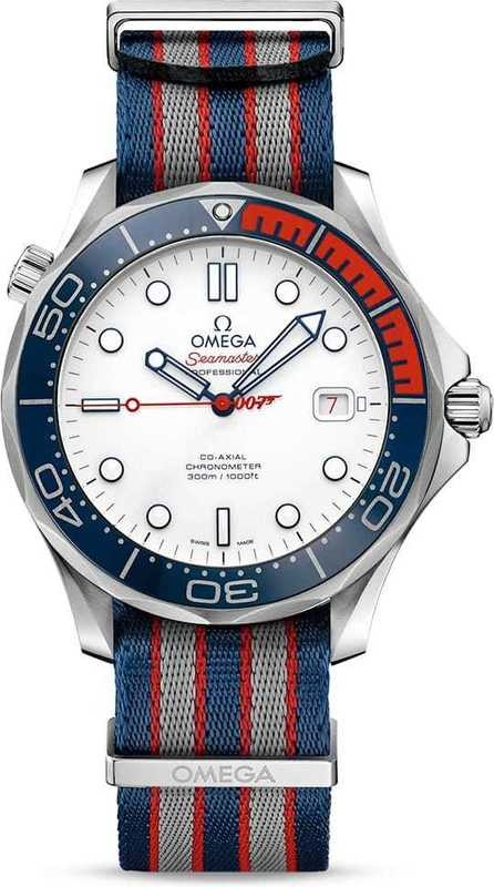 Omega Seamaster Diver 300M Co-Axial 41mm Commanders Watch