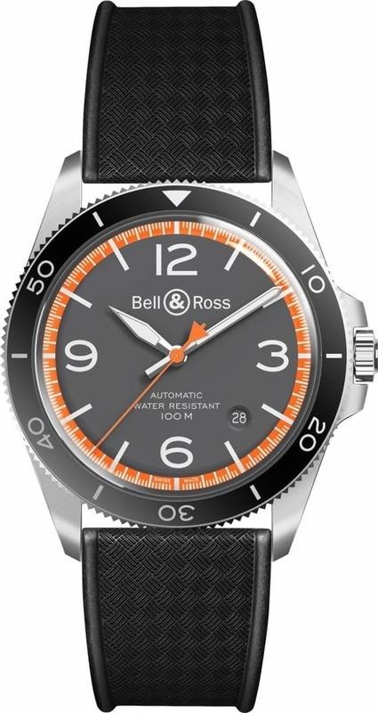 Bell & Ross V2-92 Garde-Cotes