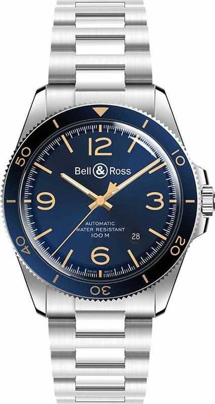 Bell & Ross BR V2-92 Aeronavale