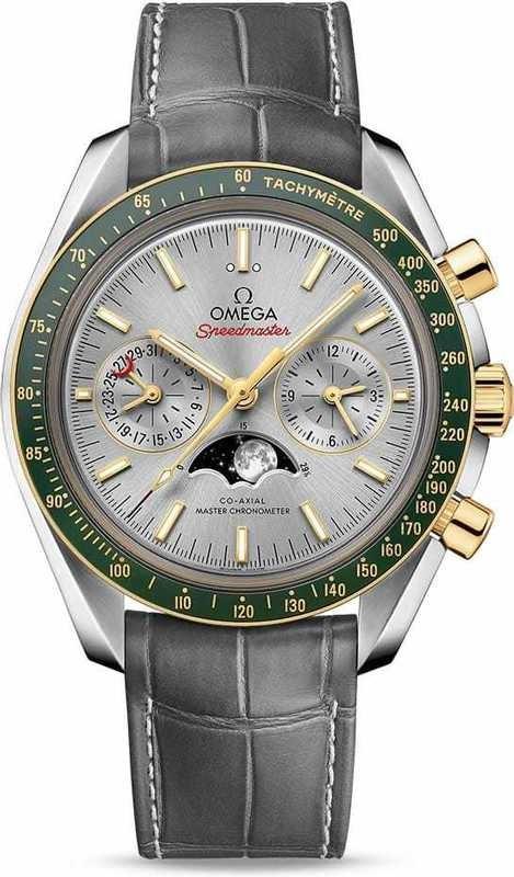 Omega Speedmaster Moonwatch Master Chronometer Moonphase 304.23.44.52.06.001