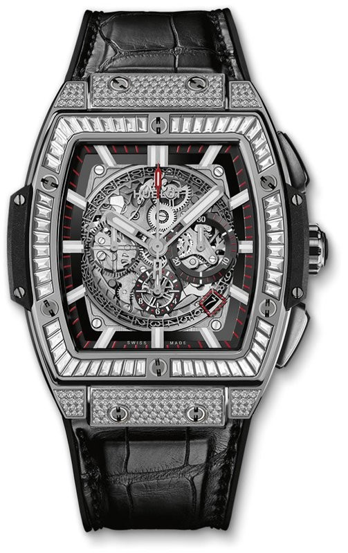 Hublot Spirit of Big Bang Titanium Jewellery 601.NX.0173.LR.0904
