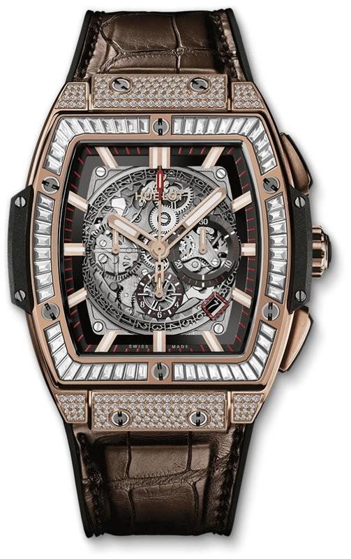 Hublot Spirit of Big Bang King Gold Jewellery 601.OX.0183.LR.0904