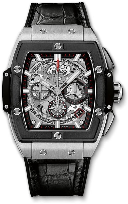 Hublot Spirit of Big Bang Titanium Ceramic 641.NM.0173.LR
