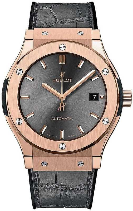 Hublot Classic Fusion King Gold Racing Grey 38mm