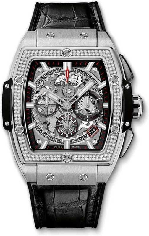 Hublot Spirit of Big Bang Titanium Diamonds