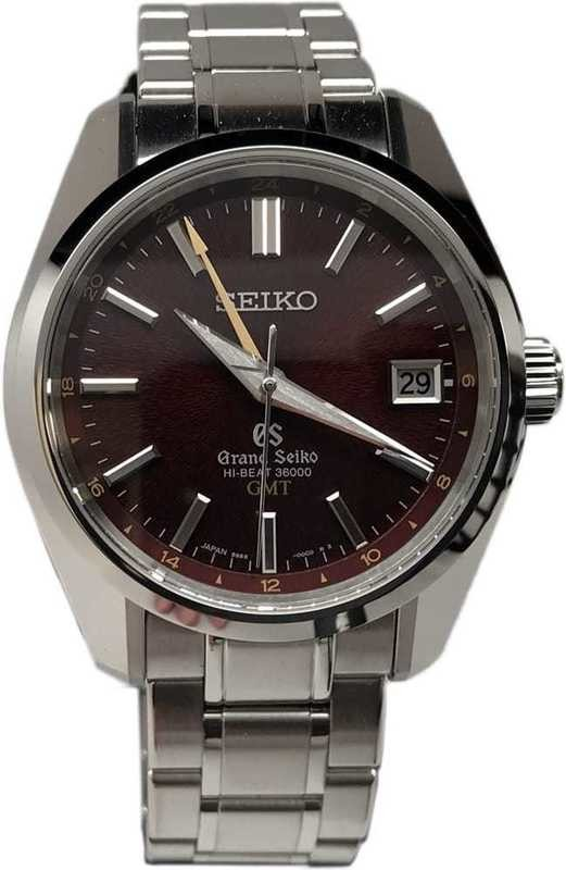 Grand Seiko Hi-Beat GMT SBGJ021 Limited Edition