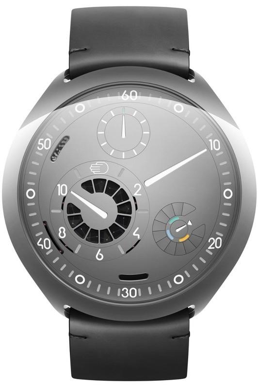 Ressence Type 2G Grey