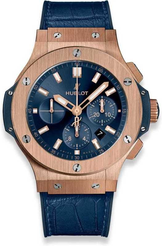 Hublot Big Bang Gold Blue 44mm