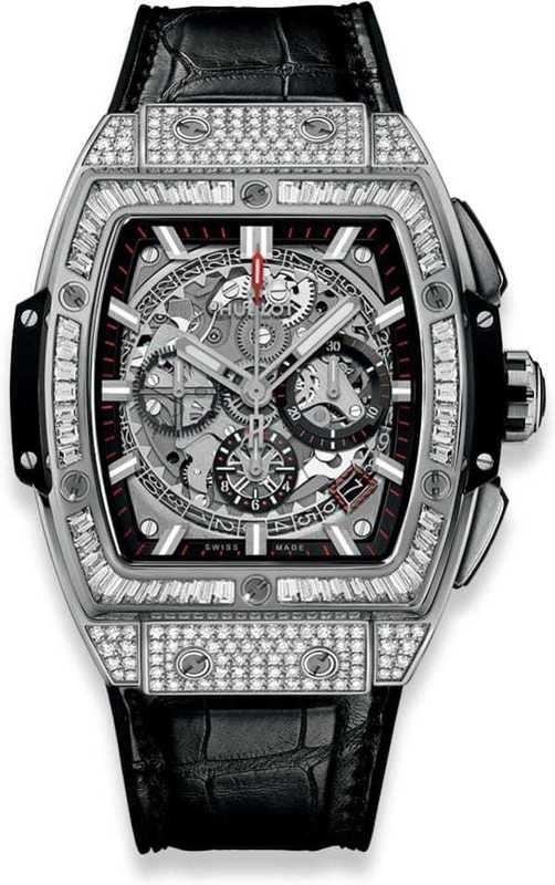 Hublot Spirit of Big Bang Titanium Jewellery 42mm