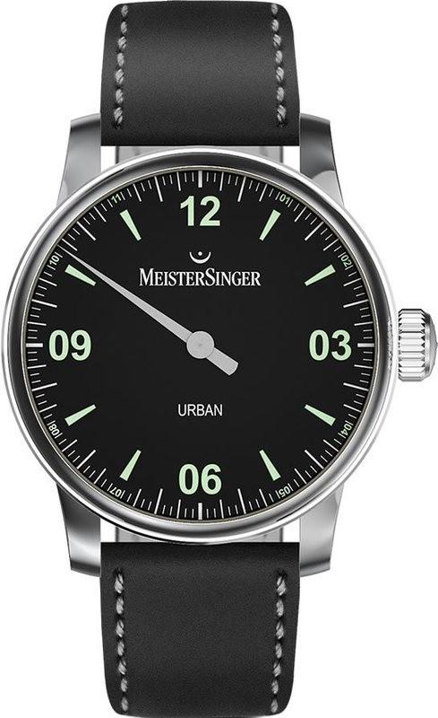 MeisterSinger Urban Black