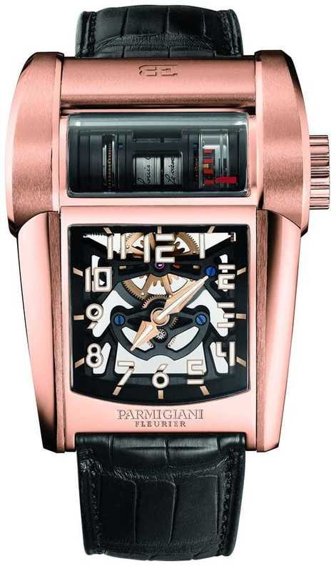 Parmigiani Fleurier Type 390 Rose Gold Limited Edition