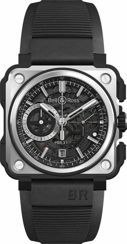 Bell & Ross BR-X1 Black Titanium
