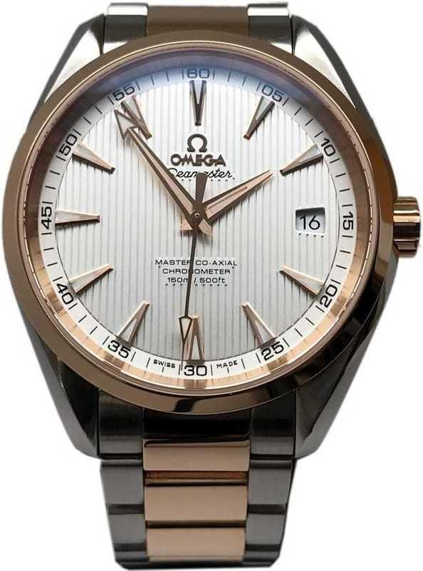 Omega Aquaterra 150M Omega Master Co-Axial 231.20.42.21.02.001 Pre-owned