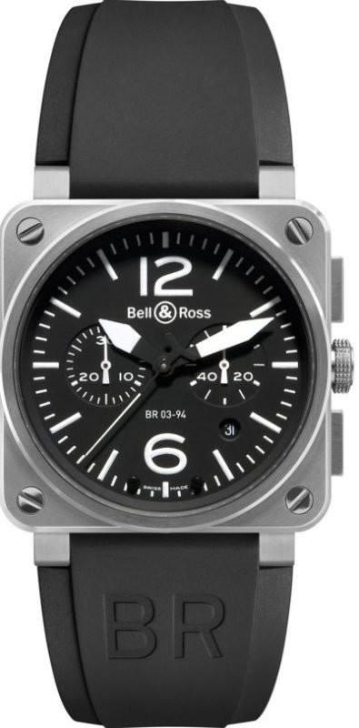 Bell & Ross BR 03-94 Steel