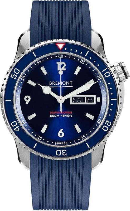 Bremont Supermarine S500 Blue Dial
