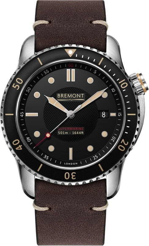 Bremont Supermarine S501 Black Dial