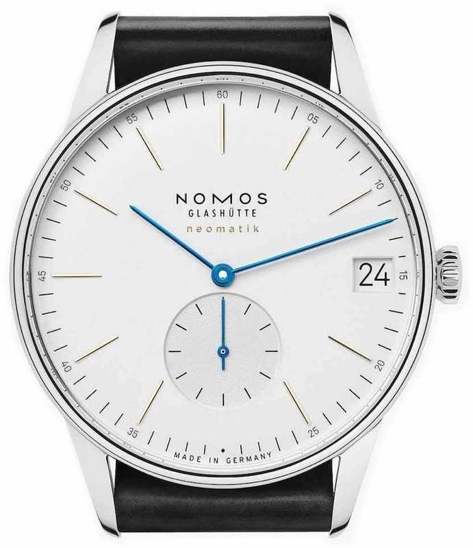 NOMOS Glashütte Orion Neomatik 41 Date