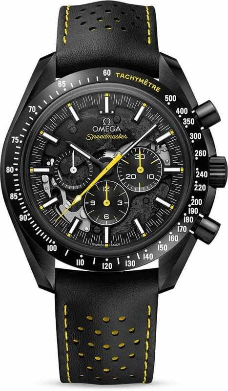 Omega Speedmaster Moonwatch Professional Dark Side of the Moon Apollo 8