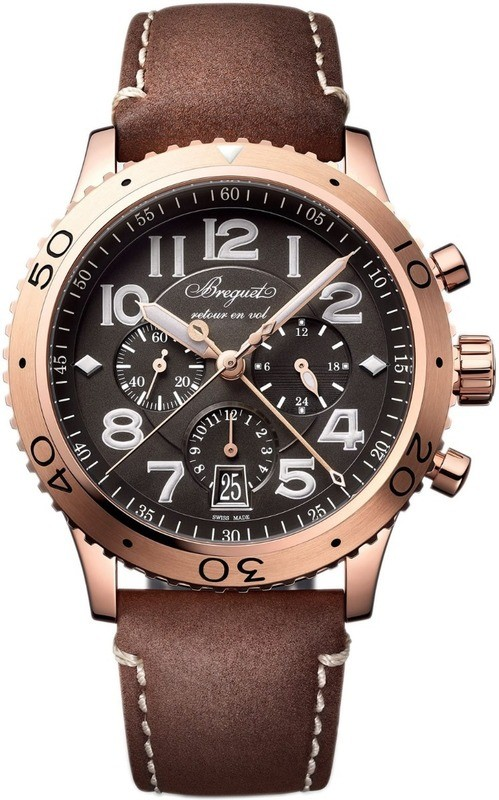 Breguet Type XXI 3817BR/Z2/3ZU Limited Edition of 111 Pieces