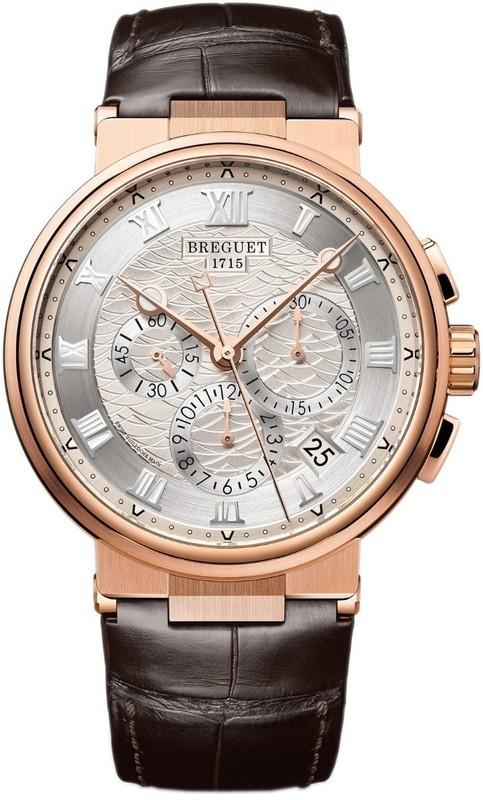 Breguet Marine Chronographe 5527BR/12/9WV