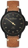 MeisterSinger No 3 Black Line AM902BL