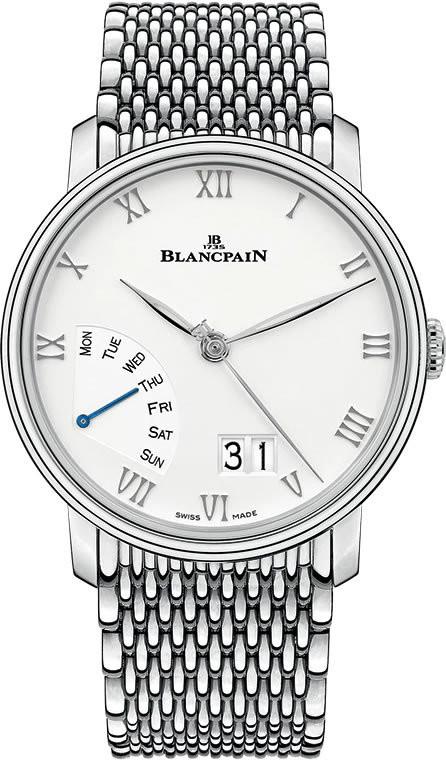 Blancpain Grande Date Jour Retrograde 6668-1127-MMB