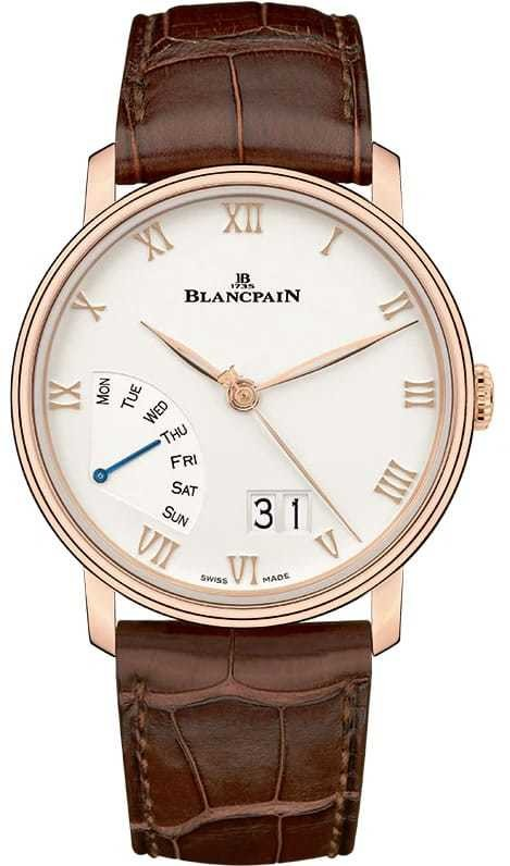 Blancpain Grande Date Jour Retrograde Red Gold