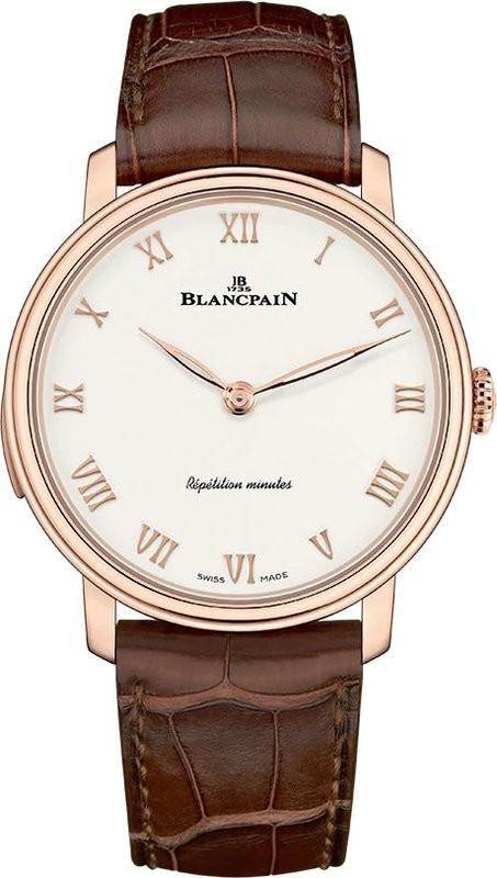 Blancpain Villeret Repetition Minutes 6632-3642-55B