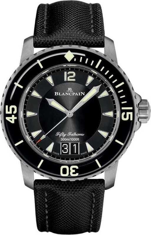Blancpain Fifty Fathoms Automatic Grande Date 5050 12B30 B52A