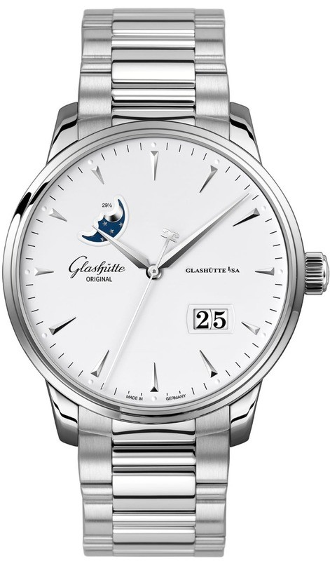 Glashütte Original Senator Excellence Panorama Date Moon Phase 1-36-04-05-02-70