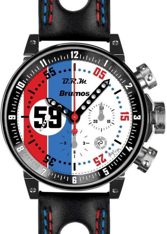 BRM Brumos Racing Chronograph