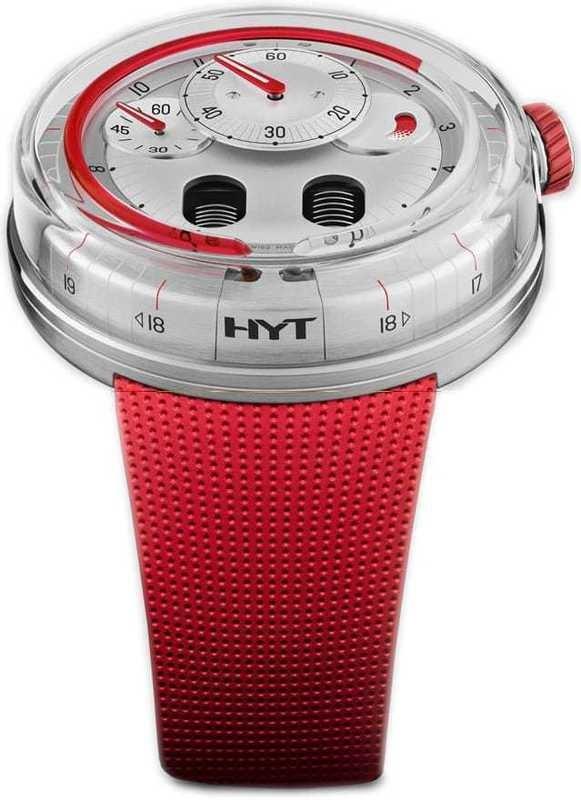 HYT H0 X EAU Rouge